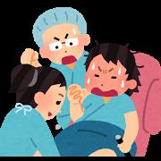 産婦人科の看護師英語