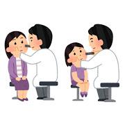 眼科の看護師英語