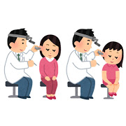 耳鼻咽喉科の看護師英語